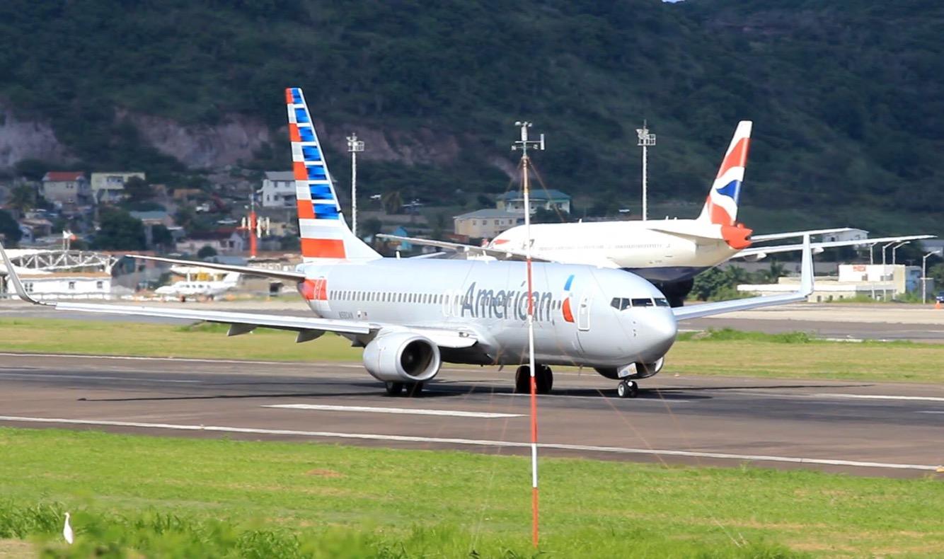 flight from antigua to jfk