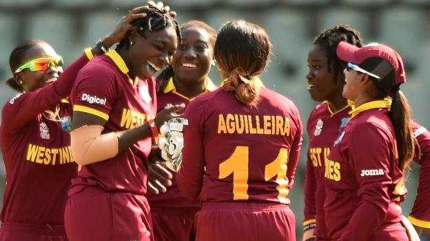 Windies Women's training squad announced