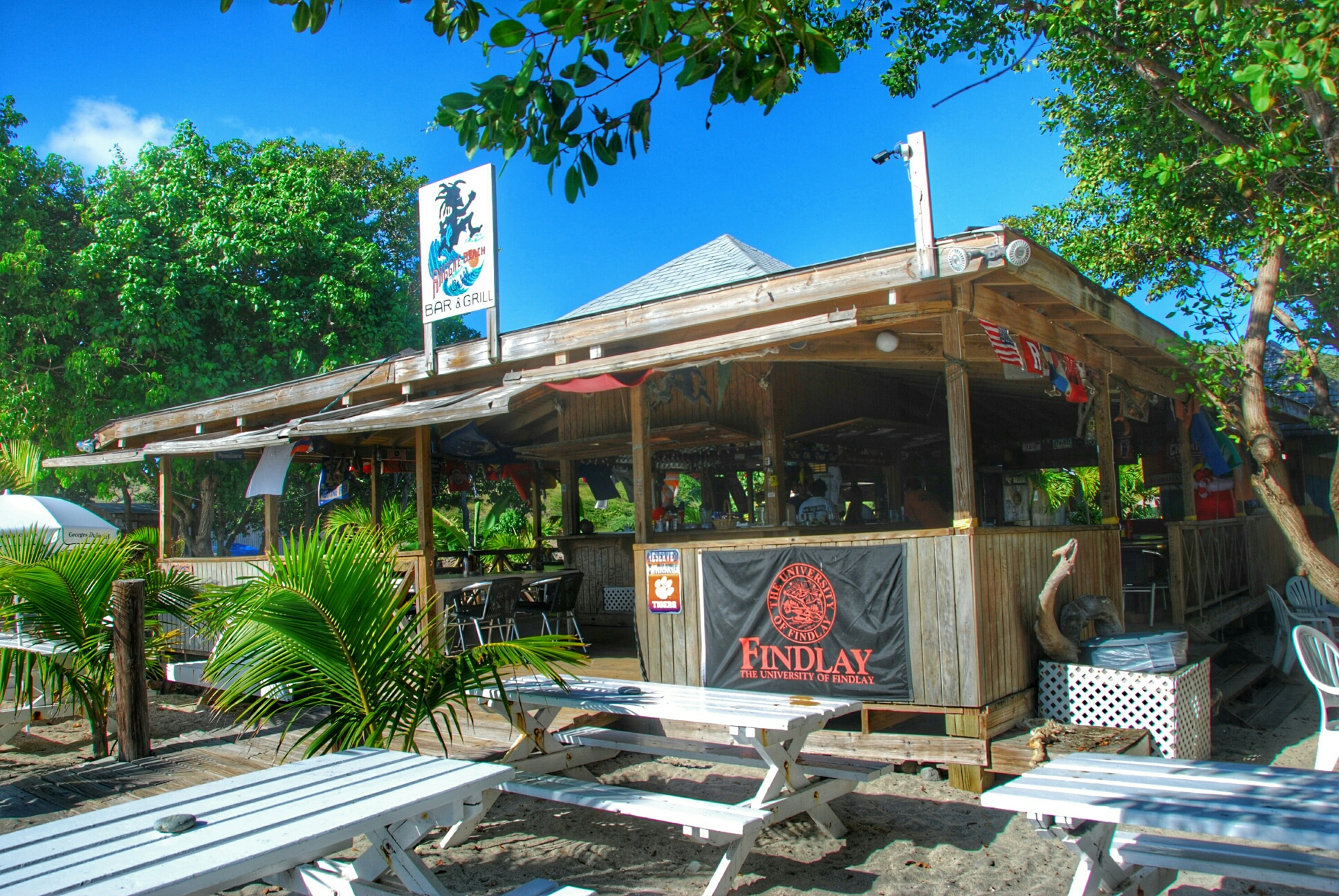 Reggae Beach Bar And Grill Listed Among Top Ten Winners In The Best
