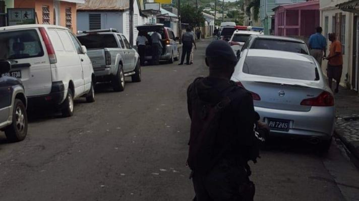 Shooting In St. Kitts