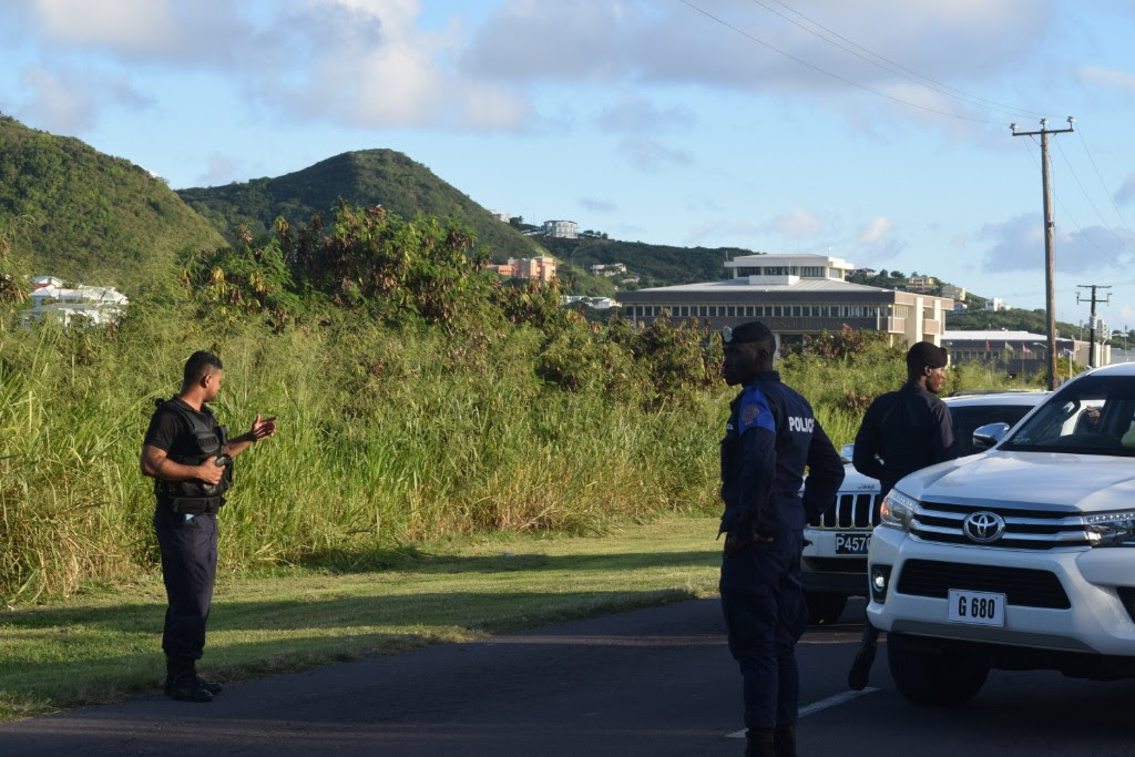 The Royal St. Christopher and Nevis Police Force