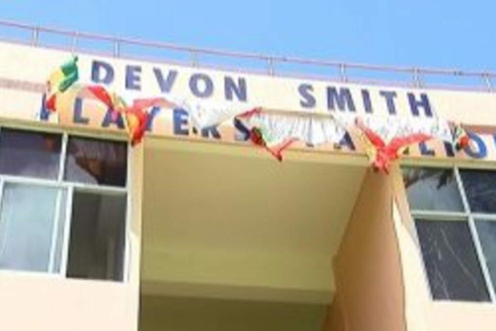 Devon Smith Players Pavilion